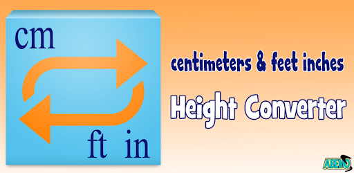 To inches height cm Convert cm