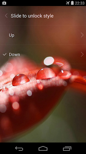 Lock screen(live wallpaper) 4.8.7 screenshots 5