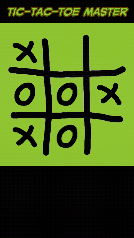 Tic-Tac-Toe Master- screenshot