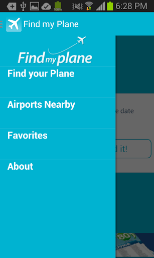 Find my Plane
