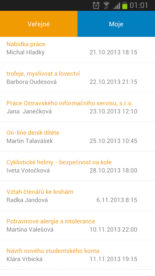 Vyplnto.cz - Online Surveys- screenshot
