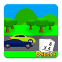Racing Multiplication Deluxe icon