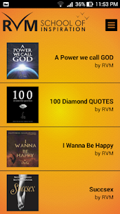 RVM School of Inspiration- screenshot thumbnail
