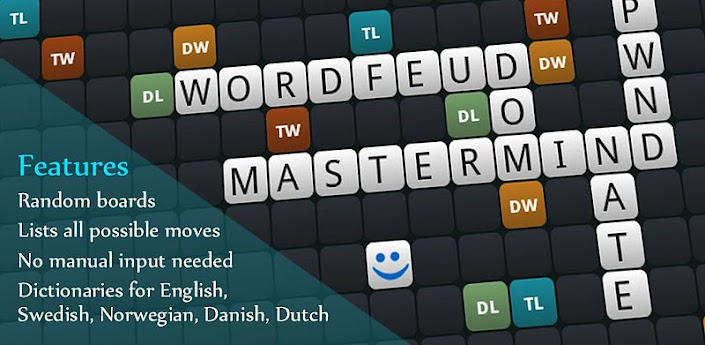 Wordfeud Mastermind