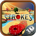 Strokes Table Golf logo