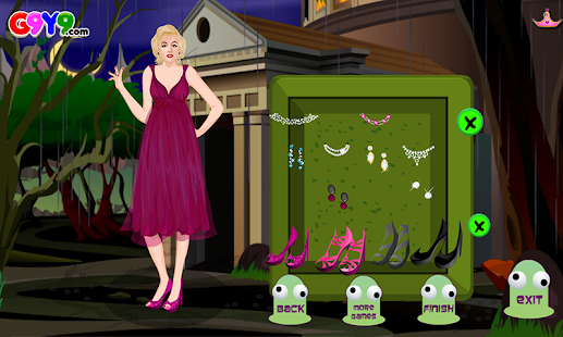 girl night out dress up- screenshot thumbnail