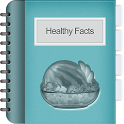 Health and Nutrition Facts icon