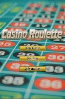 Screenshot of Casino Roulette