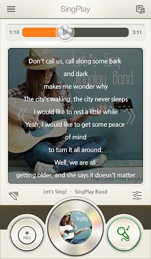 SingPlay: Karaoke your MP3s 2.3.4 screenshots 3