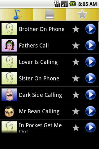 Funny Sayings Ringtones- screenshot