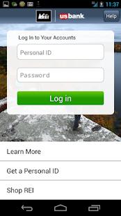 REI Visa - screenshot thumbnail
