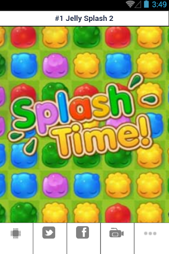 Jelly Splash 2 Gameplay Helps