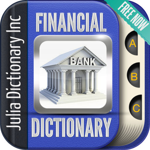 Financial Terms Dictionary LOGO-APP點子