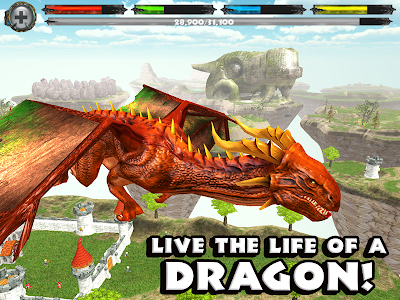 World of Dragons: Simulator v1.0