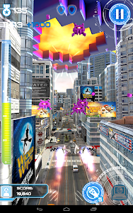 Jet Run: City Defender v1.23
