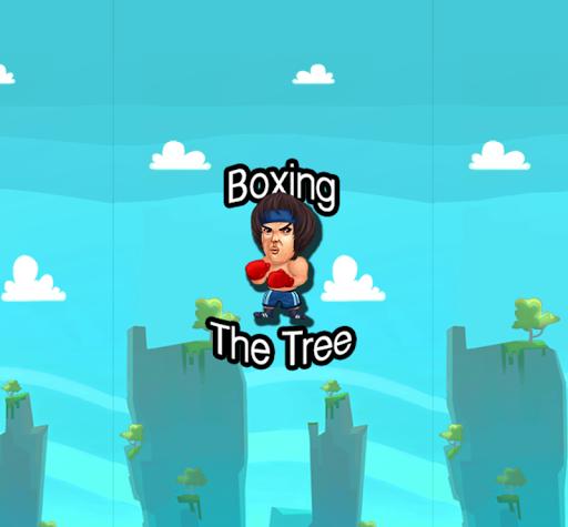 Leñador Boxeador