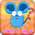Hoc Tot Toan Lop 2 - Tap 3 icon