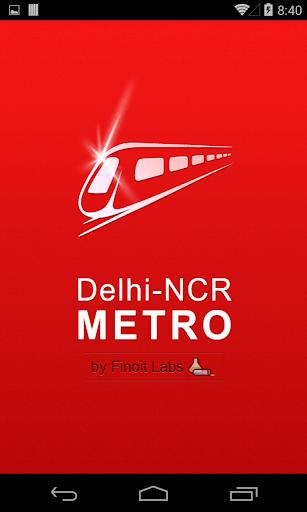 Delhi-NCR Metro  screenshots 1