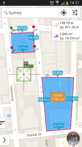 Measure Map Lite 4.0.0 screenshots 1