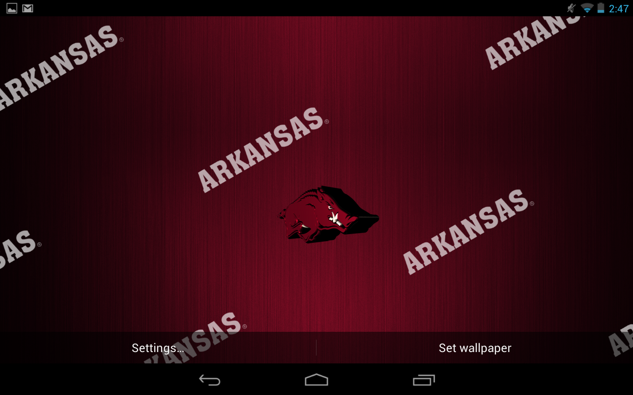 arkansas live wallpaper hd android apps on google play
