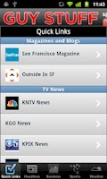 Screenshot of San Francisco Local News