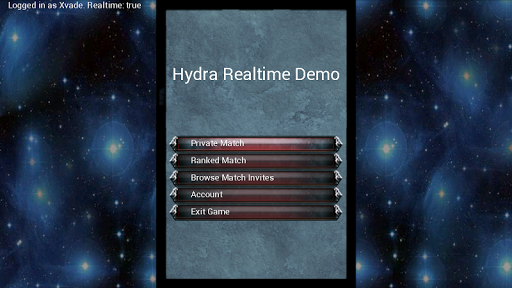 Hydra Realtime Demo