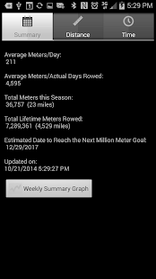 Erg Tracker- screenshot thumbnail