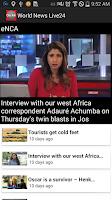 Screenshot of World News Live24