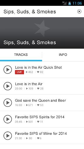 Sips Suds Smokes