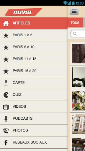 Paris Unplugged