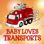 Baby Loves Transports