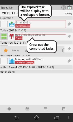 【免費商業App】SpeedDo Free (Task,Progress)-APP點子