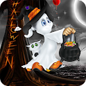 Halloween Stickers icon