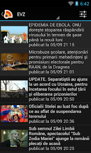 Stiri din Romania - screenshot thumbnail