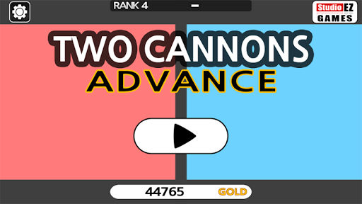 Two Cannons Advance