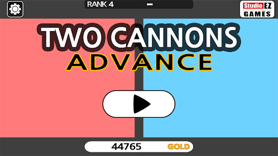 Two Cannons Advance- screenshot thumbnail