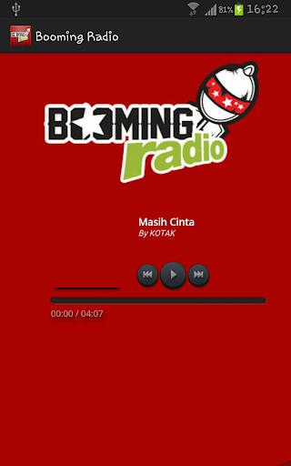 Booming Radio