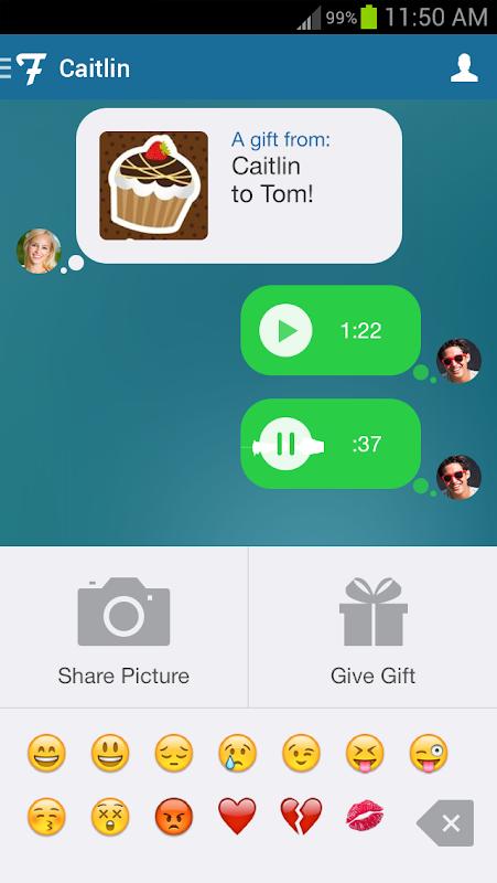 Flurv - Meet, Chat, Friend screenshots