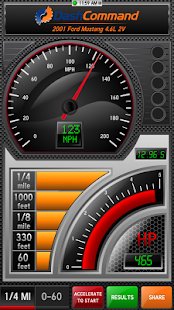 DashCommand (OBD ELM App) Screenshot