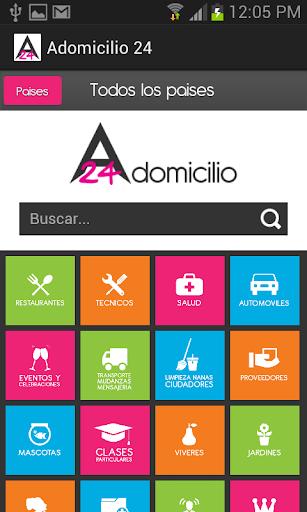 Adomicilio 24