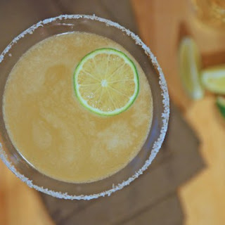 Classic Margarita Cocktail Recipe
