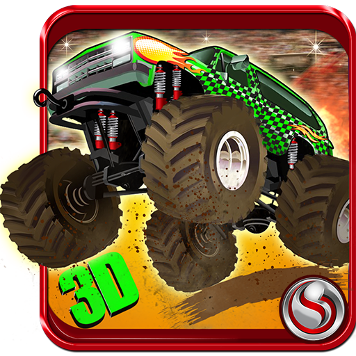 Monster Truck Stunts Simulator 模擬 App LOGO-硬是要APP