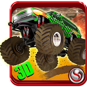 Monster Truck Stunts Simulator for PC and MAC