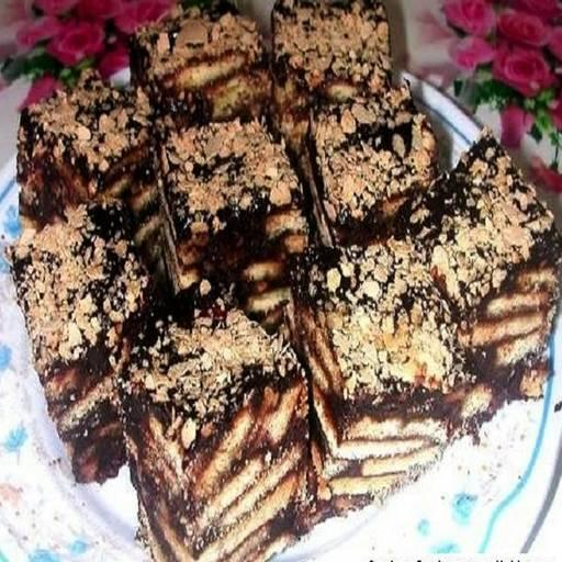 Resepi Kek Batik Sedap