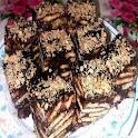 Resepi Kek Batik Sedap icon