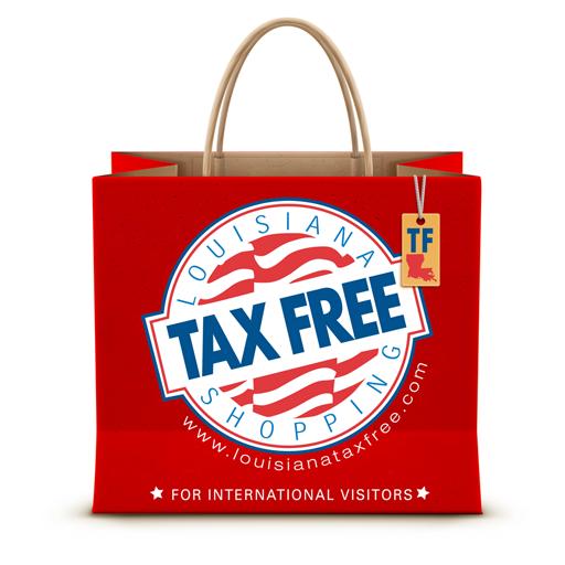 LA Tax-Free LOGO-APP點子