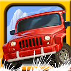 Snow Off Road -- mountain mud dirt simulator game icon