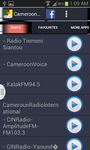 Cameroon Radio News