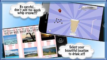 Screenshot of Milkshake Maker Games FREE App