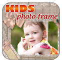 KIDS PHOTO FRAME - BABY CAMERA icon